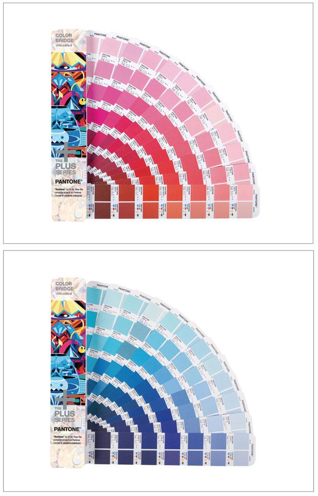 色彩桥梁哑面胶版纸GG5104