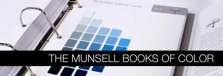MUNSELL色彩大全内页示例图